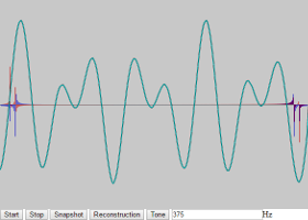 Fourier Screen Shot